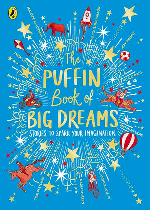 Cover of anthology 'The Puffin Book of Big Dreams'