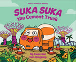 Really Wheelie Buddies: Suka-Suka the Cement Truck