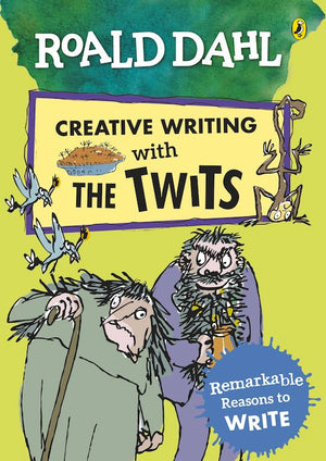 Cover of 'Roald Dahl's Creative Writing with the Twits'