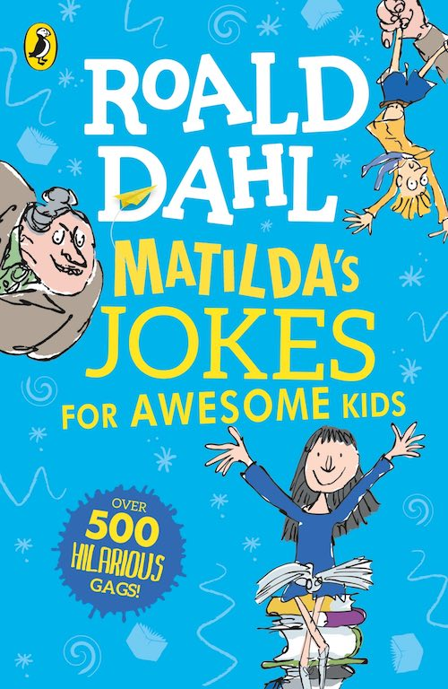 Matilda's Jokes for Awesome Kids (Roald Dahl Activity Book)