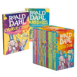 Roald Dahl Collection (16-Book Box Set)