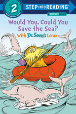 Science Reader: Would You Could You Save the Sea?