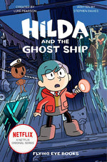 Hilda and the Ghost Ship (Netflix Original Series 5)