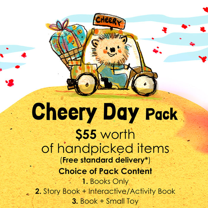 Sunbeams Surprise: Cheery Day Pack