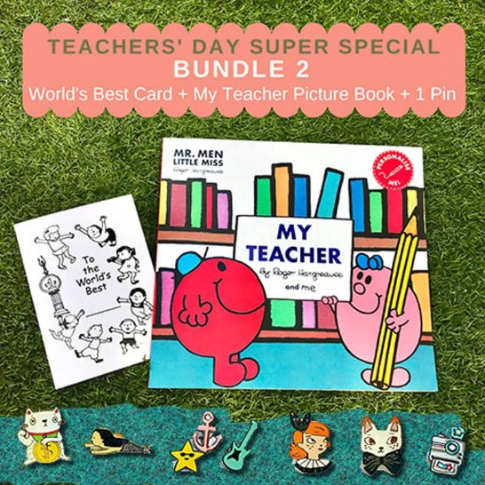 Teachers' Day Super Special Bundle