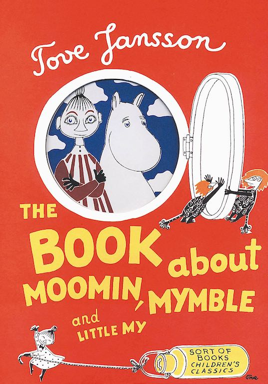 The Book ABout Moomin, Mymble, and Little My