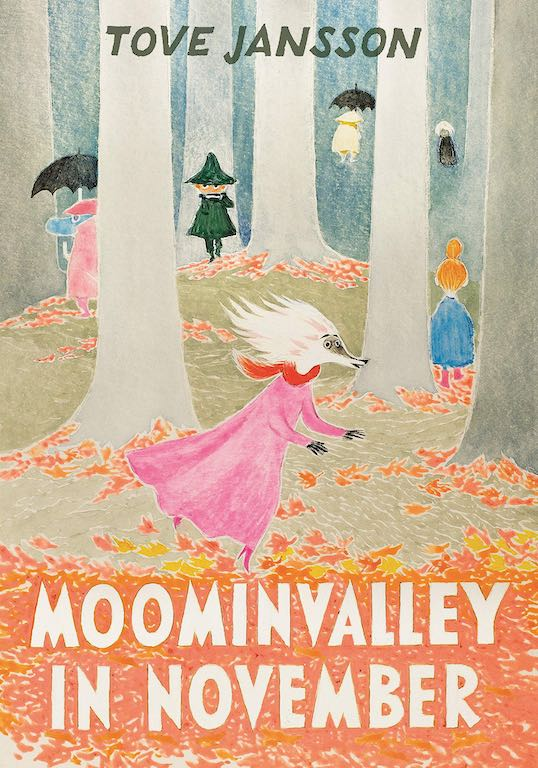 Moominvalley in November (Moomins 8)
