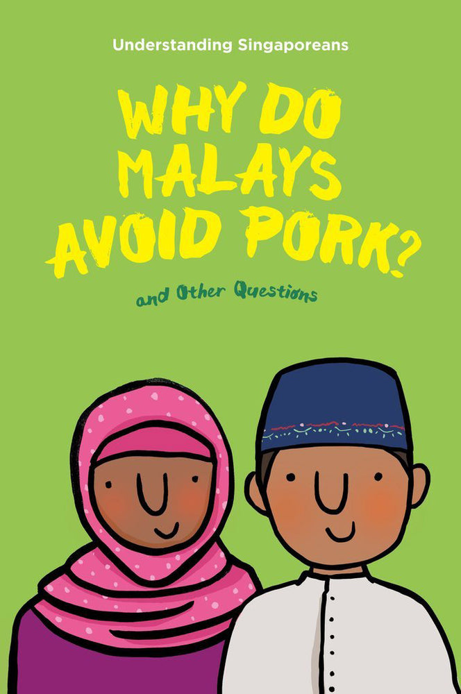 Cover of non-fiction book 'Why do Malays Avoid Pork?'