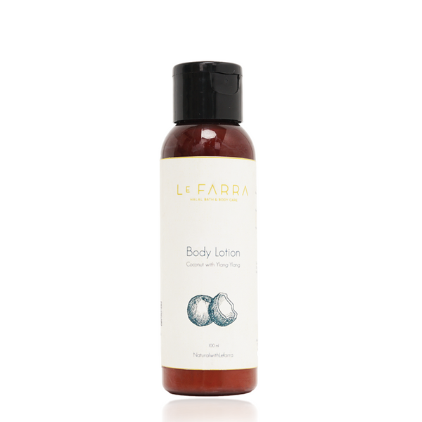 COCONUT-YLANG YLANG BODY LOTION