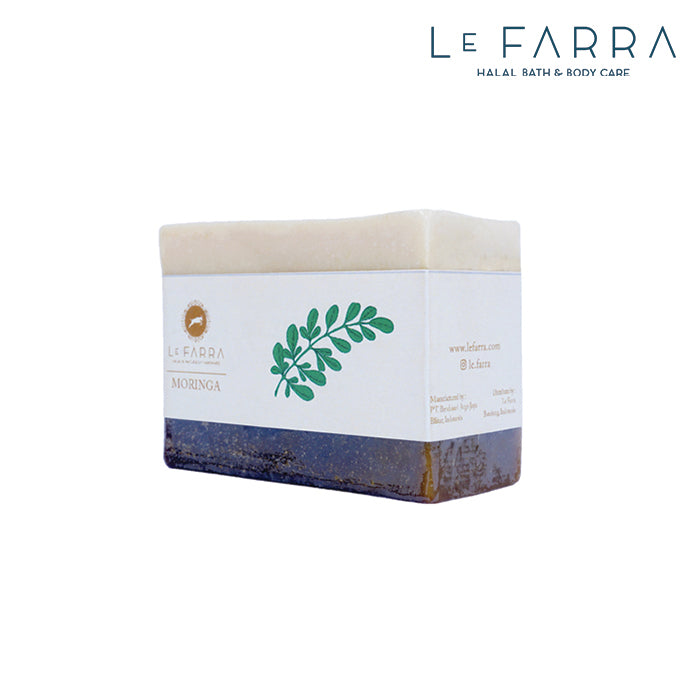 MORINGA ESSENTIAL GOAT MILK SOAP