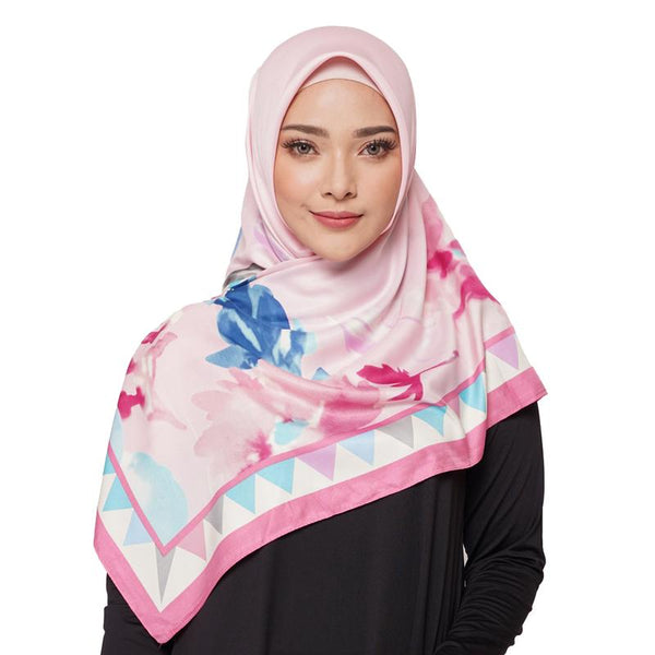 HIJAB WITH SOAP PACKAGE