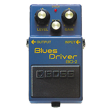 Boss BD2 Blues Driver Mods