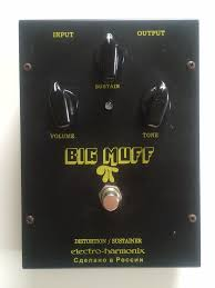 EHX Big Muff Black Russian Mods