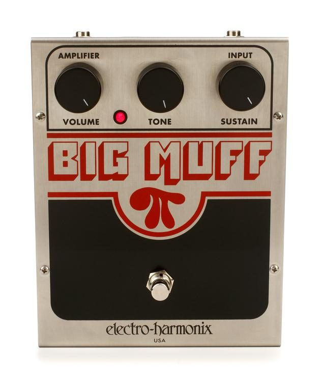 EHX Big Muff Pi NYC Mods