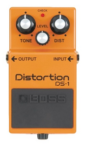 Boss DS1 Distortion Mods