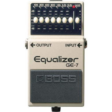 Boss GE7 Equalizer Mods