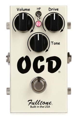 Fulltone OCD Distortion Mods