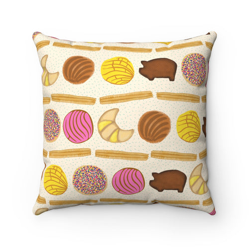 Pan Dulce Pillow