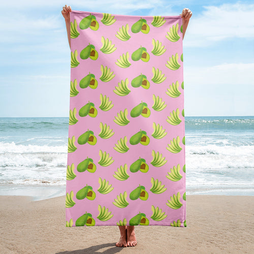 Avo Love Towel