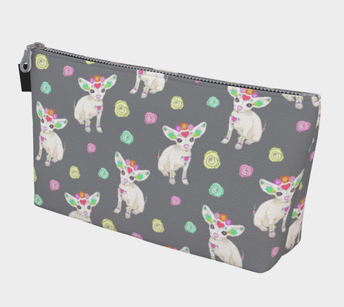 Chihuahua Crown Carryall Bag