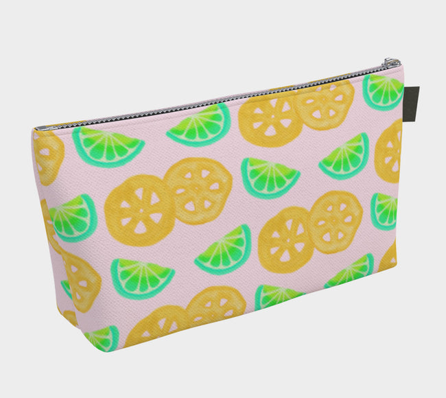 Lime Snack Carryall Bag