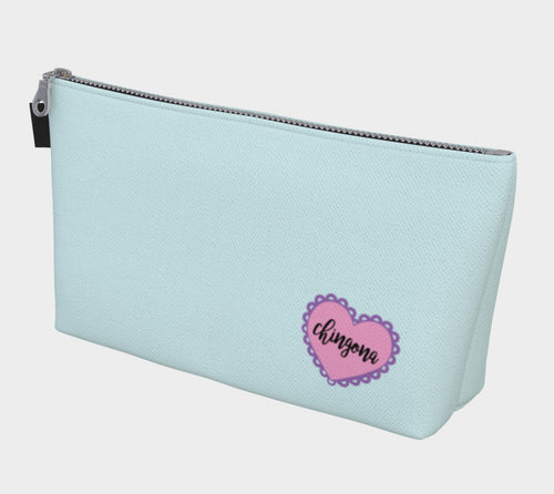 Chingona Heart Carryall Bag