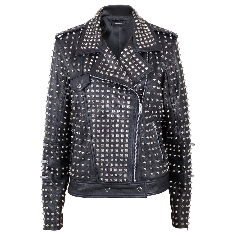 Iron Maiden Studded Jacket