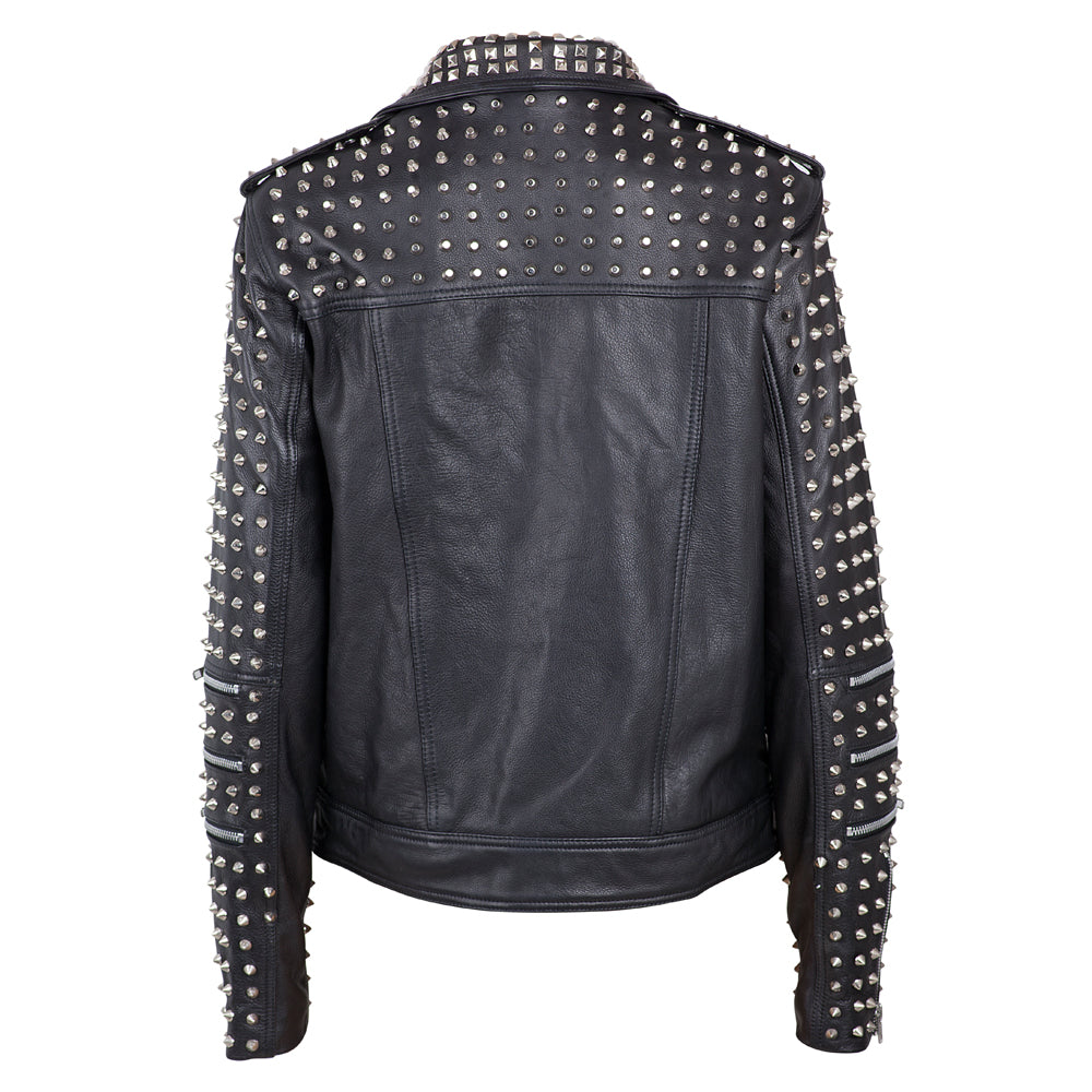 Iron Maiden Studded Jacket BACK IN STOCK