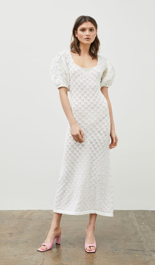 Nightingale Organic Knit Maxi Dress