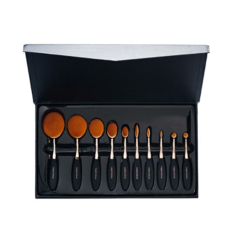 Oval Brush Sets - 10-Piece Oval Set