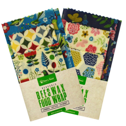 Beeswax Wrap Sets and Gift Packs