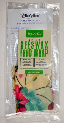 Beeswax Food Wrap Kit- Pink Ribbon Limited Edition