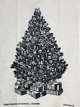'Christmas Tree' Tea Towel
