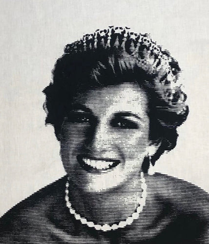 'Diana' Tea Towel