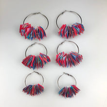 Berry Delicious Confetti Hoops