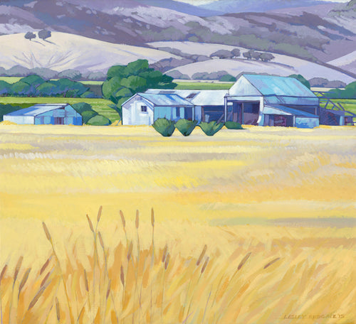 South Australian Landscape Card, Just's Barn