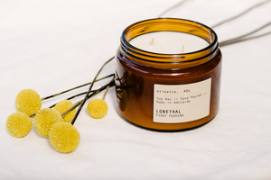 Lobethal - Figgy Pudding Soy Candle