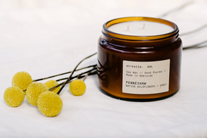 Penneshaw - Native Wildflowers + Honey Soy Candle