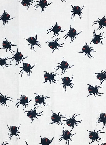 'Redback Spider' Tea Towel