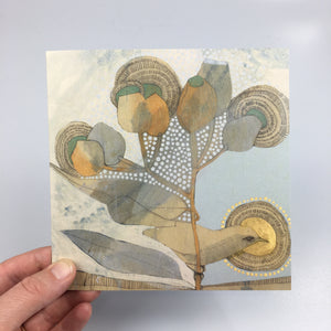 'Little Thornbill and Eucalyptus' Artist Card