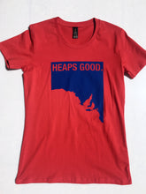 Women's Heaps Good T-shirt in Red