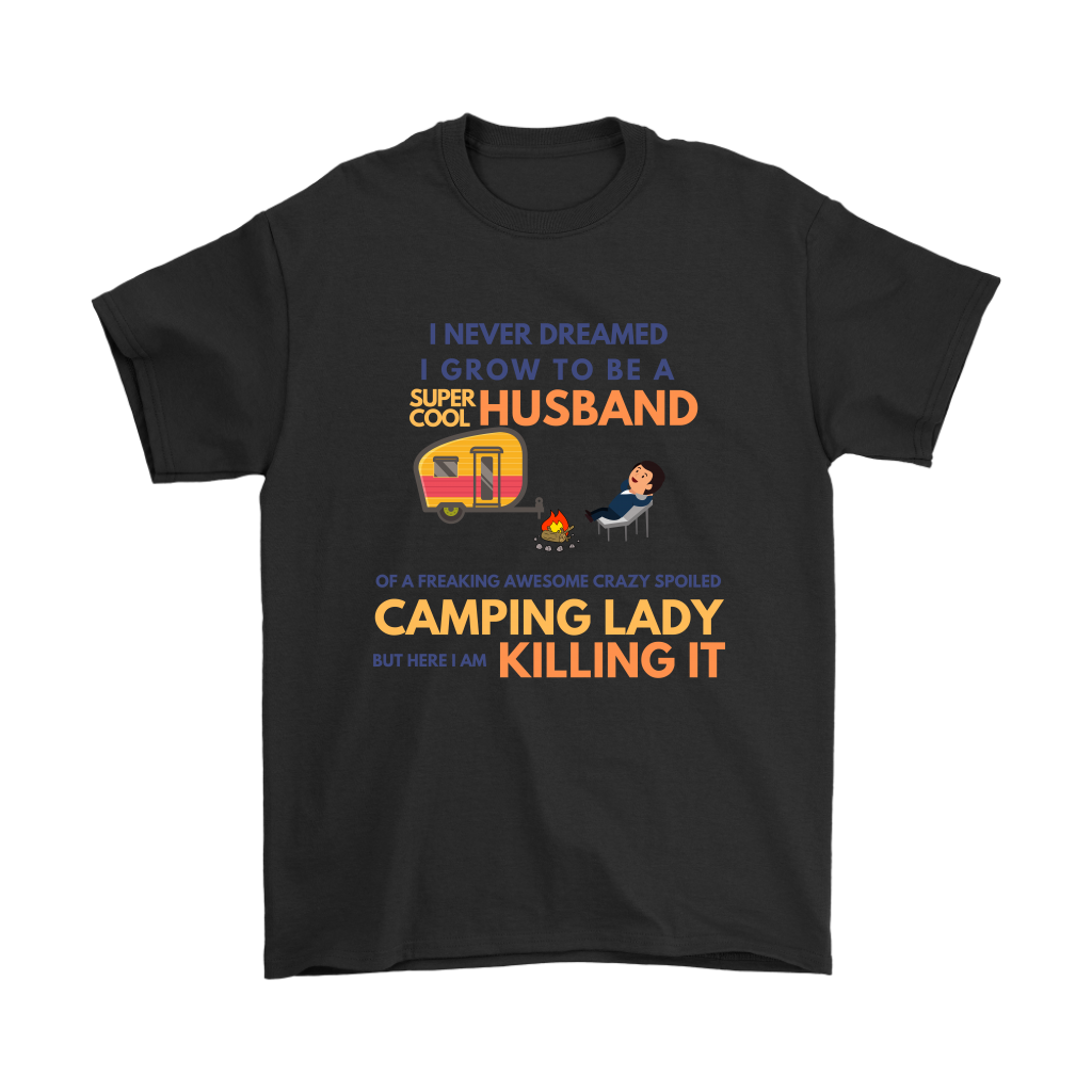 Super Cool Husband T Shirt