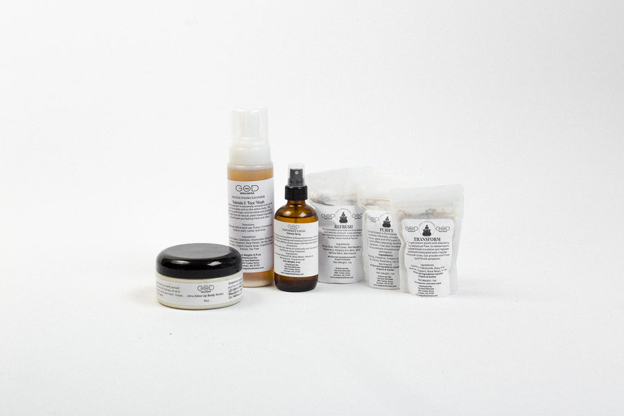 Good Clean Sex Gift Box - 4 Options Available - Honey Pot Method