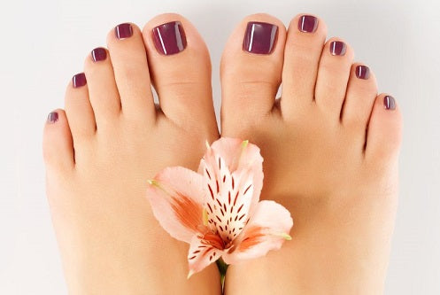 Detoxifying Foot Soak - (4 Treatments) - Honey Pot Method