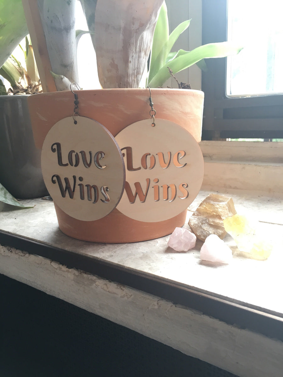 Affirmation Adornments Earrings - Honey Pot Method