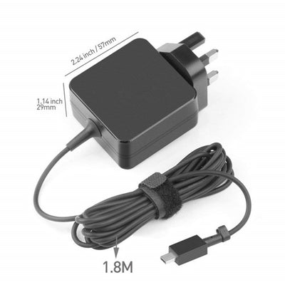 12V 2A 24W Laptop AC Adapter for Asus Chromebook C201 C201P C201PA C201PA-DS01