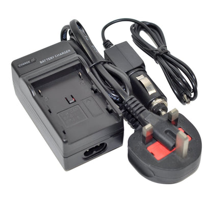 Replacement Battery Charger for Sony NP-FH100 NP-FH30 NP-FH40 NP-FH50 NP-FH60
