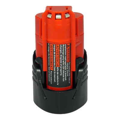 Milwaukee 12V 48-11-2401 / M12 2.0Ah Li-Ion Replacement Battery For Milwaukee Power Tools