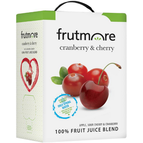 5L Frutmore Cranberry Cherry
