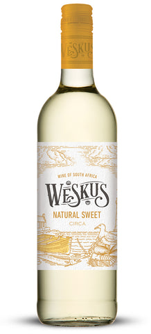 Weskus Natural Sweet - per case